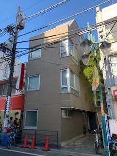 【外観】三軒茶屋ホーム 事務所可 駅近 室内洗濯機置場