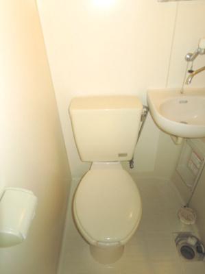 【トイレ】三軒茶屋ホーム 事務所可 駅近 室内洗濯機置場
