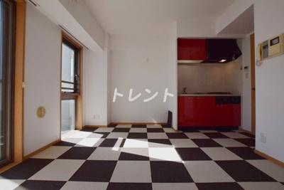 【洋室】ドルフ後楽園ステーションフロント