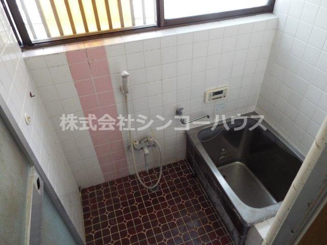 【浴室】加須市花崎4丁目 戸建