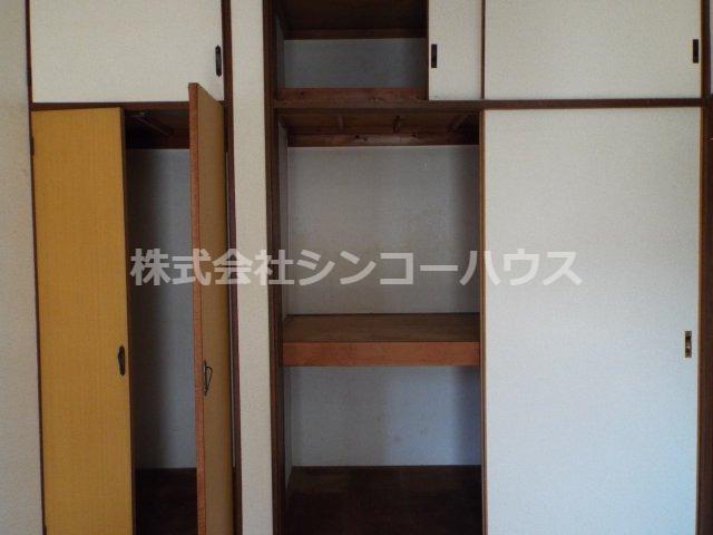 【収納】加須市花崎4丁目 戸建