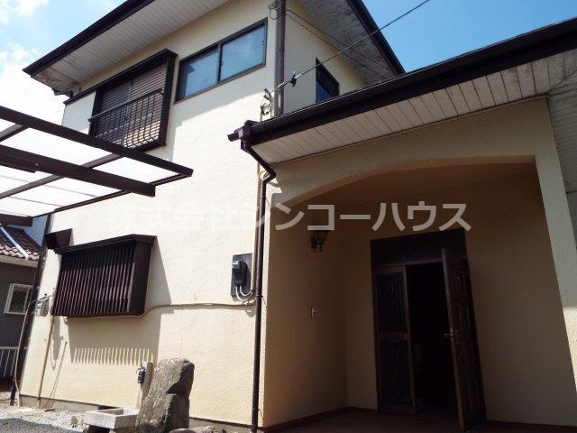 【外観】加須市花崎4丁目 戸建