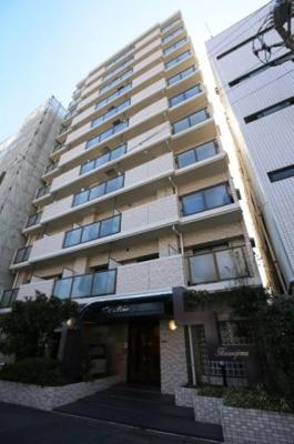 京浜急行線「平和島駅」徒歩7分の分譲賃貸マンションです。