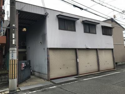 【外観】日光町貸倉庫