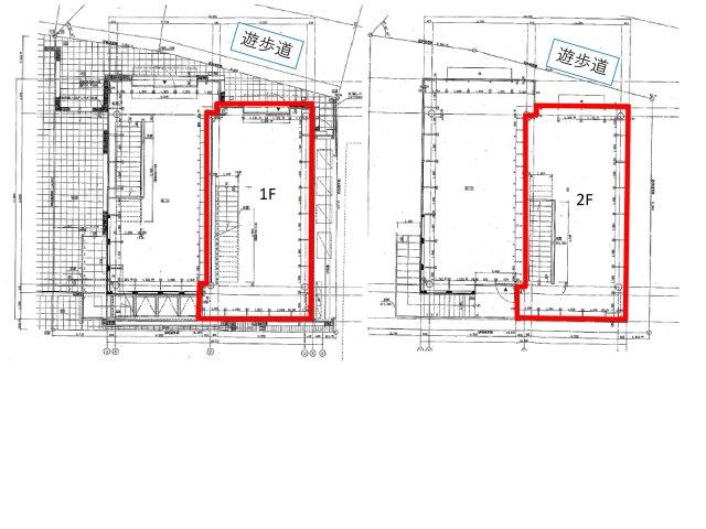 Gビル神宮前09(b-town神宮前)B棟1.2階一括