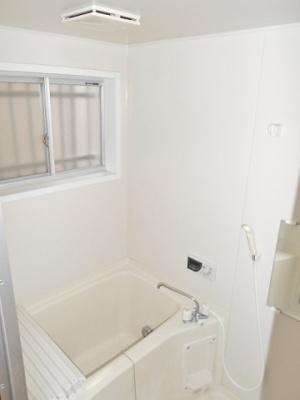 【浴室】河原城貸家