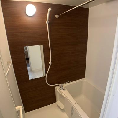 清潔感のある浴室☆