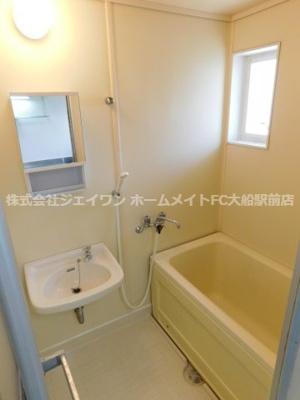 【浴室】ヒルズ・フジサワ