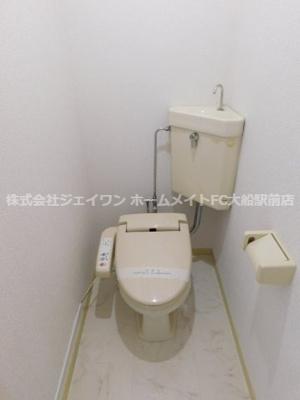 【トイレ】ヒルズ・フジサワ