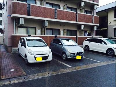 【駐車場】嵐山パレス
