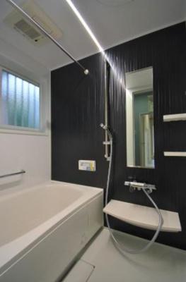 【浴室】茅ヶ崎市小和田1丁目 中古一戸建