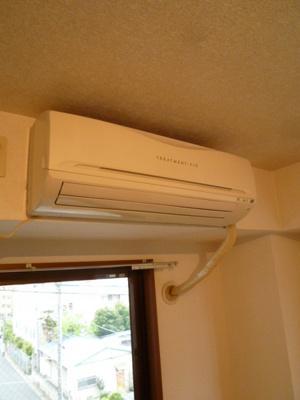 エアコン設備1基!