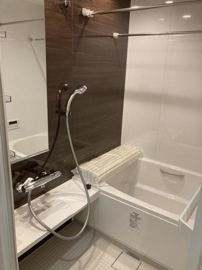 追焚と浴室乾燥機付き浴槽!