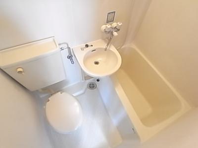 【浴室】ベルセゾン葛城