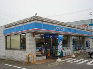 ローソン黒部田家店まで160m
