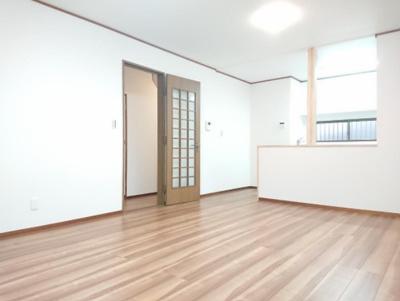 【居間・リビング】山武市埴谷 中古戸建住宅