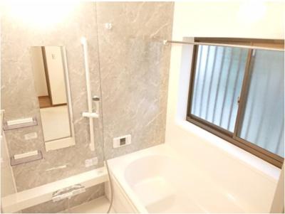 【浴室】山武市埴谷 中古戸建住宅