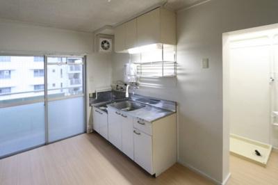 【キッチン】ビレッジハウス清末1号棟
