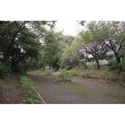 公園「玉川上水第三公園まで314m」