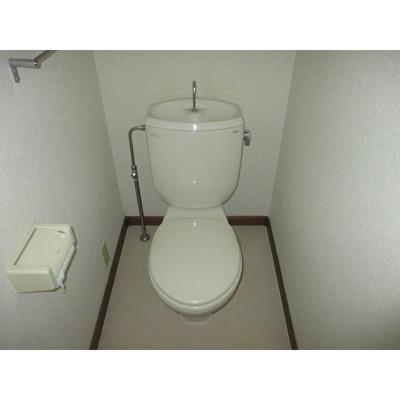 【トイレ】ヴィラ・はなつばき