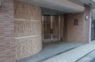 【エントランス】ボヌール三軒茶屋 駅近 ファミリー向け 分譲 ウォークインクローゼット
