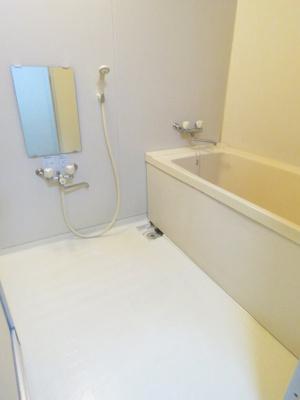 【浴室】ドミ幌西2