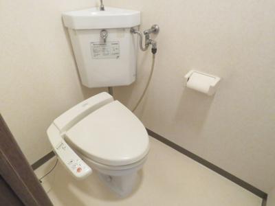 【トイレ】ドミ幌西2