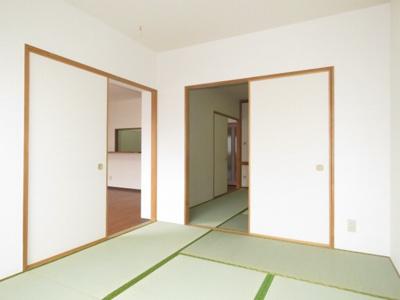【和室】ドミ幌西2