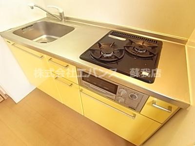【キッチン】ブランコートⅡ