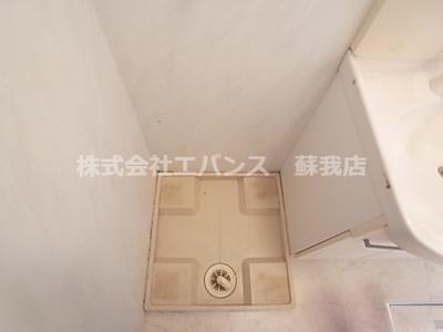【洗面所】ブランコートⅡ