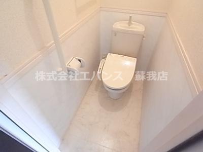【トイレ】ブランコートⅡ