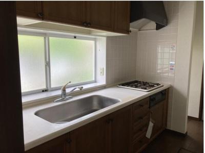 【キッチン】大網白里市ながた野2丁目 中古戸建住宅