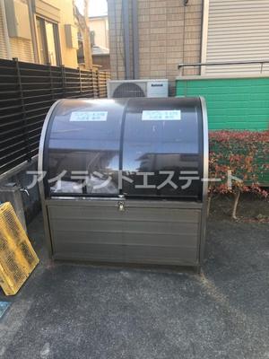 【その他共用部分】ヴィラヴェール太子堂 WiFi無料(1G) 独立洗面台 浴室乾燥機