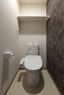 【トイレ】フジパレス市駅東Ⅴ番館