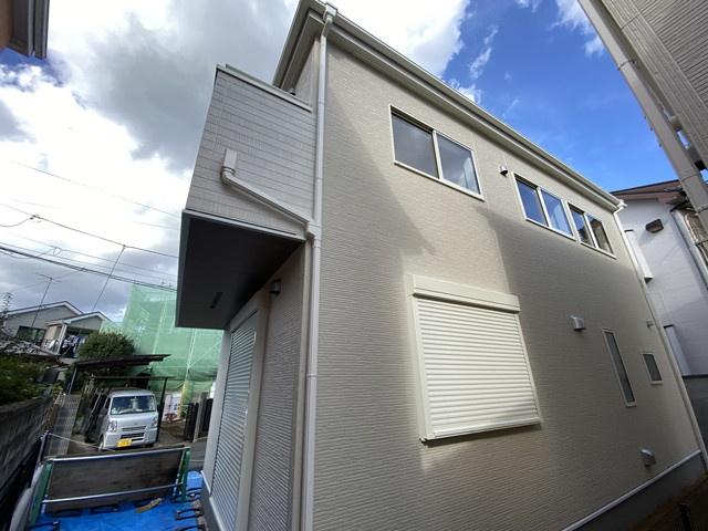 敷地は約31.2坪で建物は述べ約24.7坪の3LDKです。