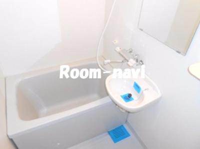 【浴室】メゾン・ド・ヴィレ本駒込
