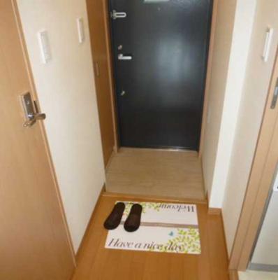 【玄関】COZYCOURT三軒茶屋TOKYO 駅近 浴室乾燥機 独立洗面台 宅配BOX