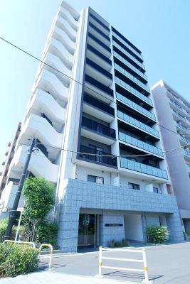 京急本線「大森海岸」駅より徒歩7分の分譲賃貸マンションです