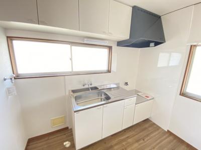 【キッチン】長井アパート