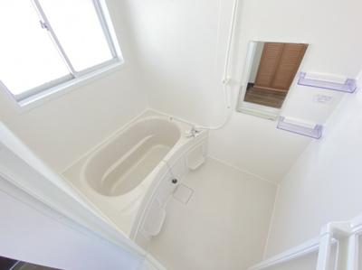 【浴室】長井アパート