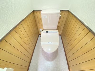 【トイレ】長井アパート