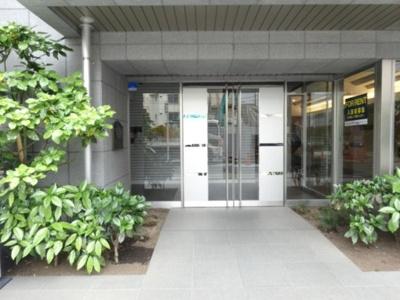 【エントランス】メインステージ新橋