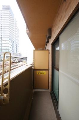 【バルコニー】トーシンフェニックス笹塚駅前弐番館