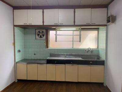 【キッチン】明洋一戸建