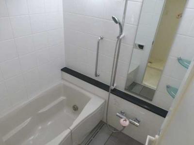 【浴室】レジディア池尻大橋 独立洗面台 追炊き 宅配BOX