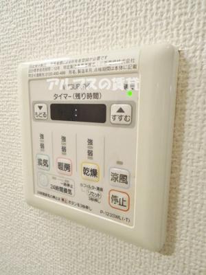 浴室乾燥機能付き(同一仕様)