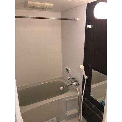 【浴室】ハーモニーテラス八代町Ⅱ