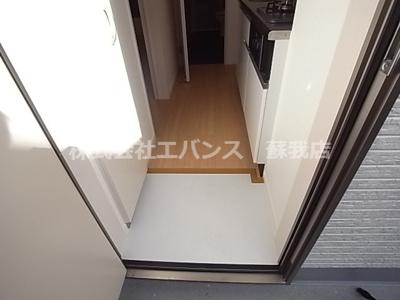 【玄関】アクアガーデンII
