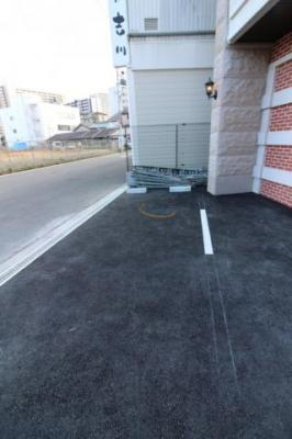 【駐車場】Luxe海老江Ⅱ