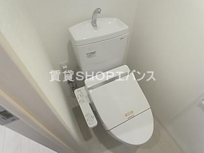 【トイレ】コンフォーティア